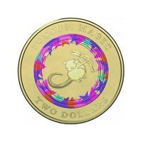 2017 $2 Vegemite Hush, Pink Possum Magic Uncirculated Coin