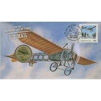 2014 100th Anniversary Of First AIR MAIL PNC