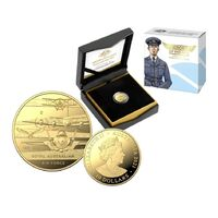 2021 $10 RAAF Centenary 1/10 Oz Gold Proof Coin