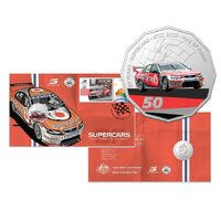 2021 50c BF Falcon V8 Supercars 60th Anniversary PNC