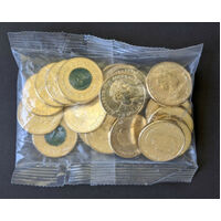 2020 $1 Donation Dollar Uncirculated Bag of 20 Coins