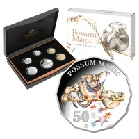 2020 Baby Proof Set Possum Magic